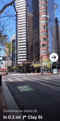 Apple Delivers Competitor to Google Lens & Google Maps AR Features in iOS 15