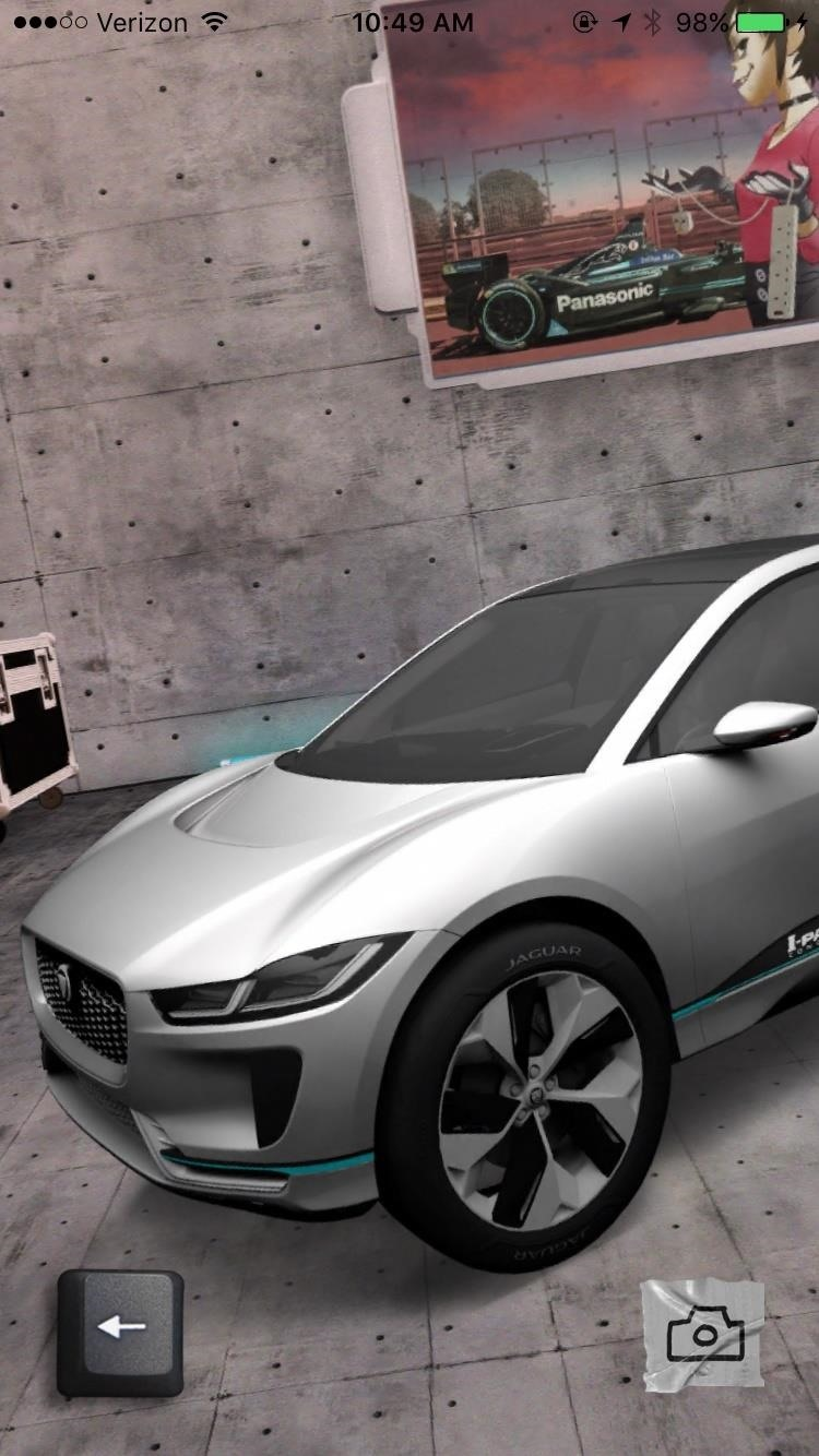 Jaguar Land Rover & Gorillaz Send Potential Employees on a Mixed Reality Mission