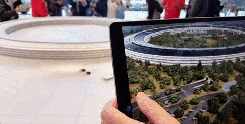 Apple Park Visitor Center Opens to Public with AR Tour of Entire Campus