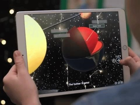 Apple Highlights Augmented Reality's Role in Its Future with Dedicated Page on Its Website