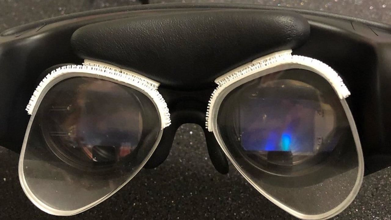FramesDirect Finally Delivers Prescription Lens Inserts for Magic Leap One Users
