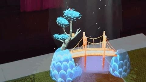 Funomena's Interactive 'Luna' Sequel Sprouts in Augmented Reality for Magic Leap One