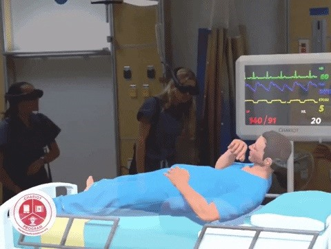 Stanford Children's Hospital Experiments with Magic Leap One to Reinvent Medical Training Simulations