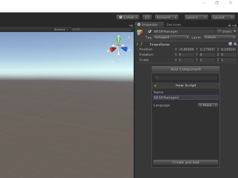 HoloLens Dev 101: Building a Dynamic User Interface for the HoloLens, Part 2 (The System Manager)