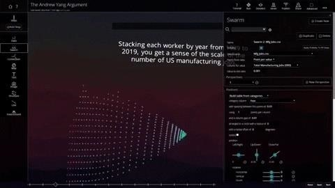 Flow Immersive launches the Magic Leap Augmented Reality Data Slideshow app that puts PowerPoint to shame