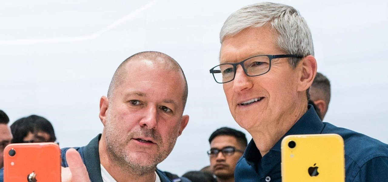 Apple Design Chief Jony Ive's Exit Offers Another Clue About Company's Rumored Augmented Reality Smartglasses