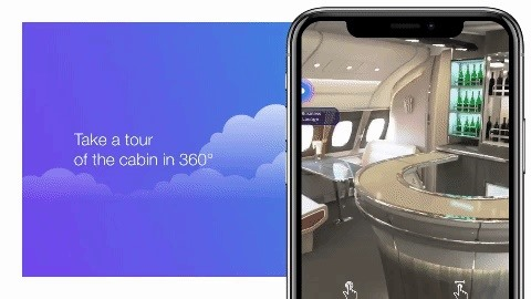 Augmented Reality & VR Take Flight in New Airbus iPhone App