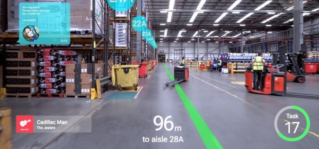 AR Headsets with Larger Displays from WaveOptics Could Arrive Next Year