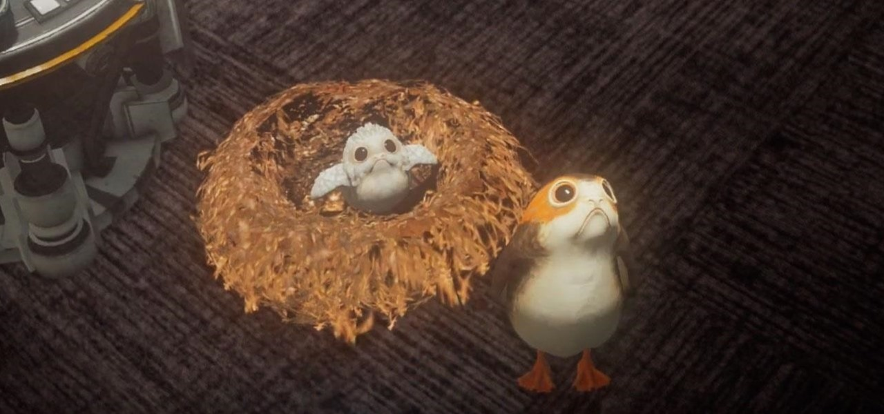 Magic Leap Jumps into the Star Wars Universe with Release of Project Porg App