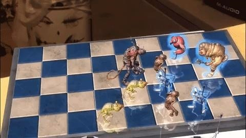 Apple AR: Star Wars & LucasArts Veterans Create Life-Sized HoloChess Game with ARKit