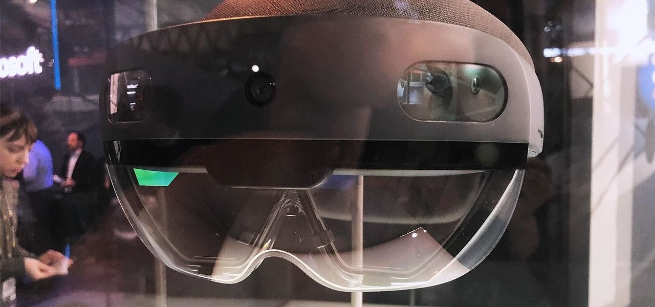 Microsoft's HoloLens 2 Team Speaks, Apple AR Glasses Update, Matterport Lands $48 Million