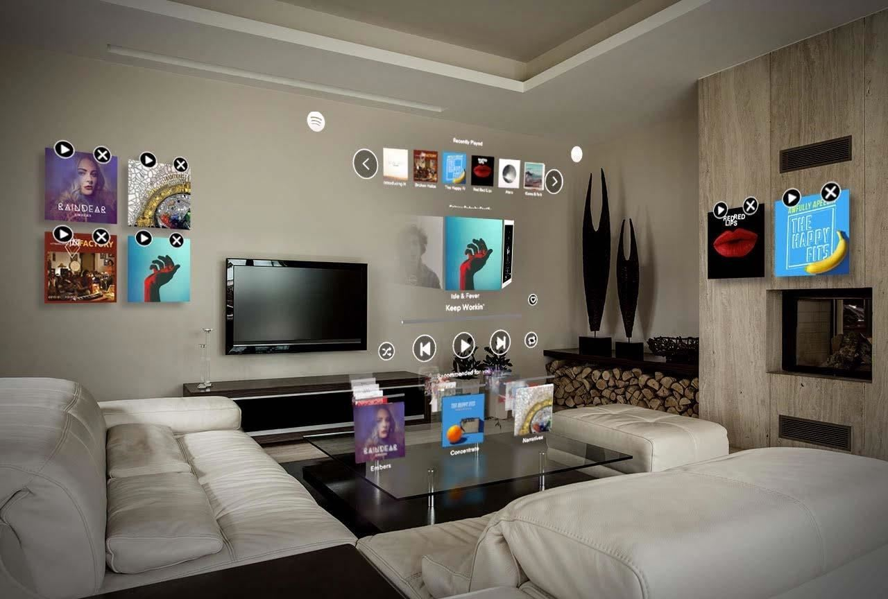 Magic Leap Adds Spotify Music to Growing Arsenal of Spatial Computing Apps