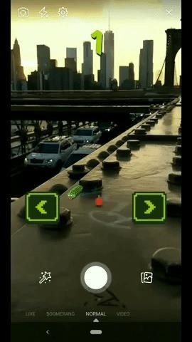 Nokia's Snake Game Slithers into Augmented Reality via Facebook AR