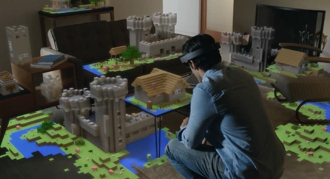 Will the HoloLens Forget About Gaming?