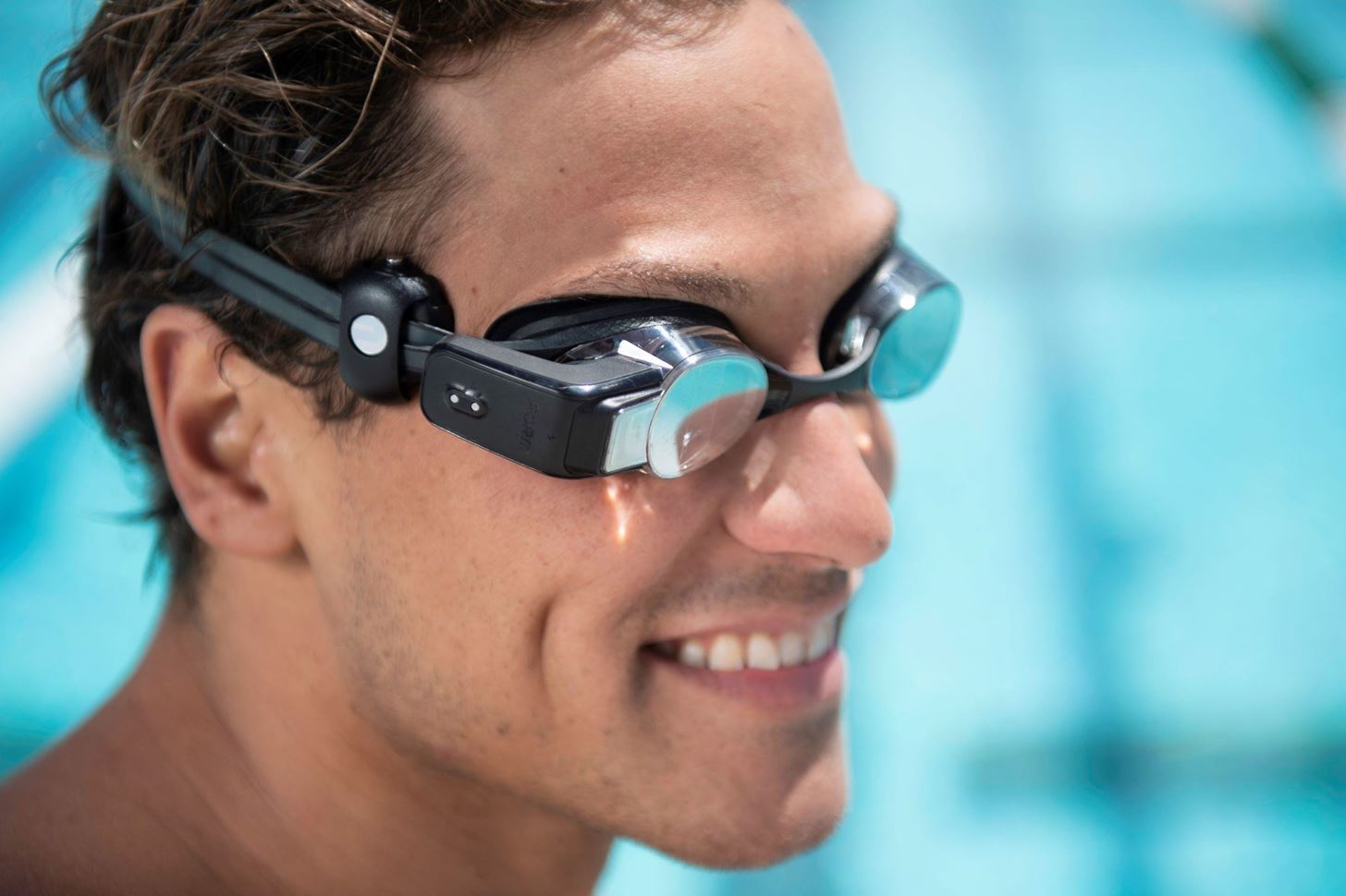 Form Adds Support for Heart Rate Tracking via Polar Sensors to AR Swim Goggles