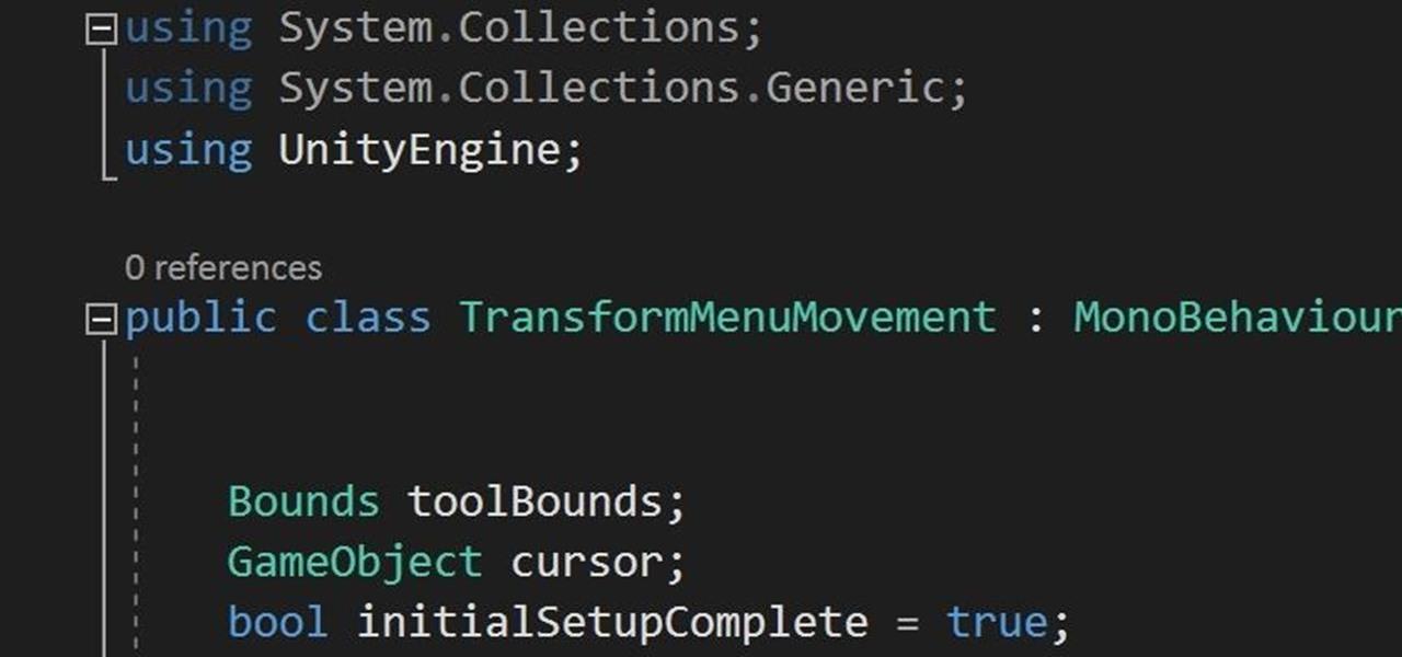 HoloLens Dev 101: Building a Dynamic User Interface, Part 7