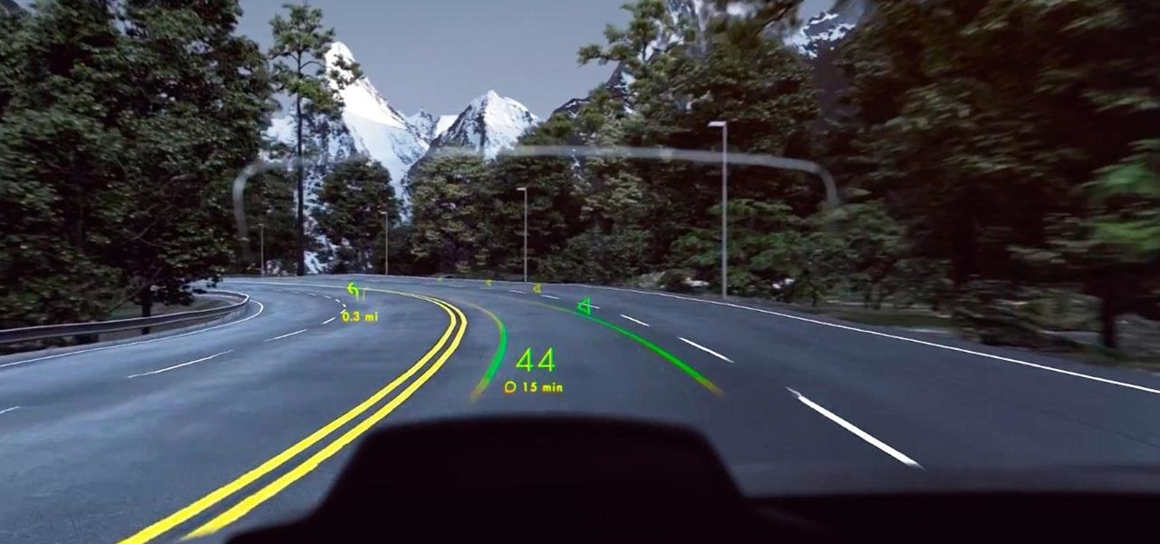 WayRay's Auto Techno Video Will Make You Want to Add AR to Your Driving Experience