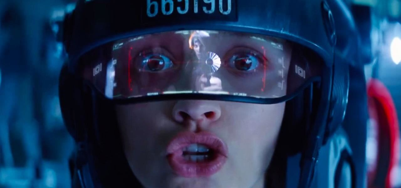 Latest 'Ready Player One' Trailer Is a Stunning Gallery of AR/VR Hybrid Concept Designs