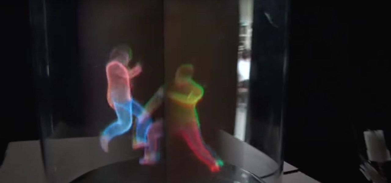 Ricoh Previews 360-Degree Holographic Display Prototype, Plans to Ship by 2022