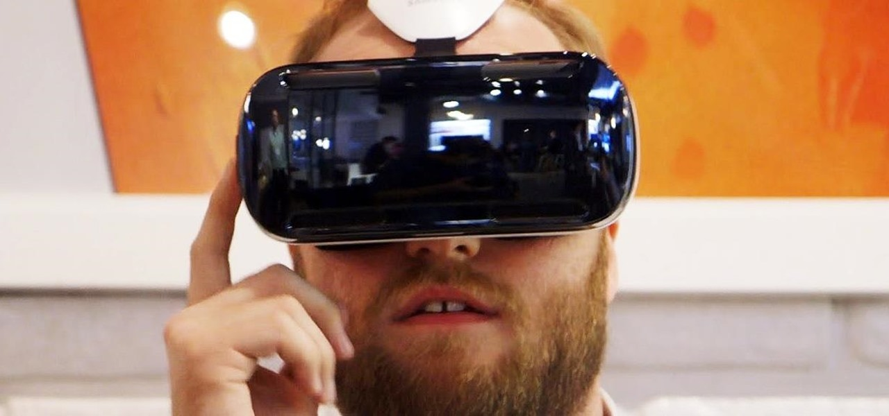 Oculus-Powered Samsung Gear VR Headset