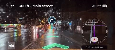 Startup Phiar Prepares Beta Launch of AR Driving Navigation App for iPhone