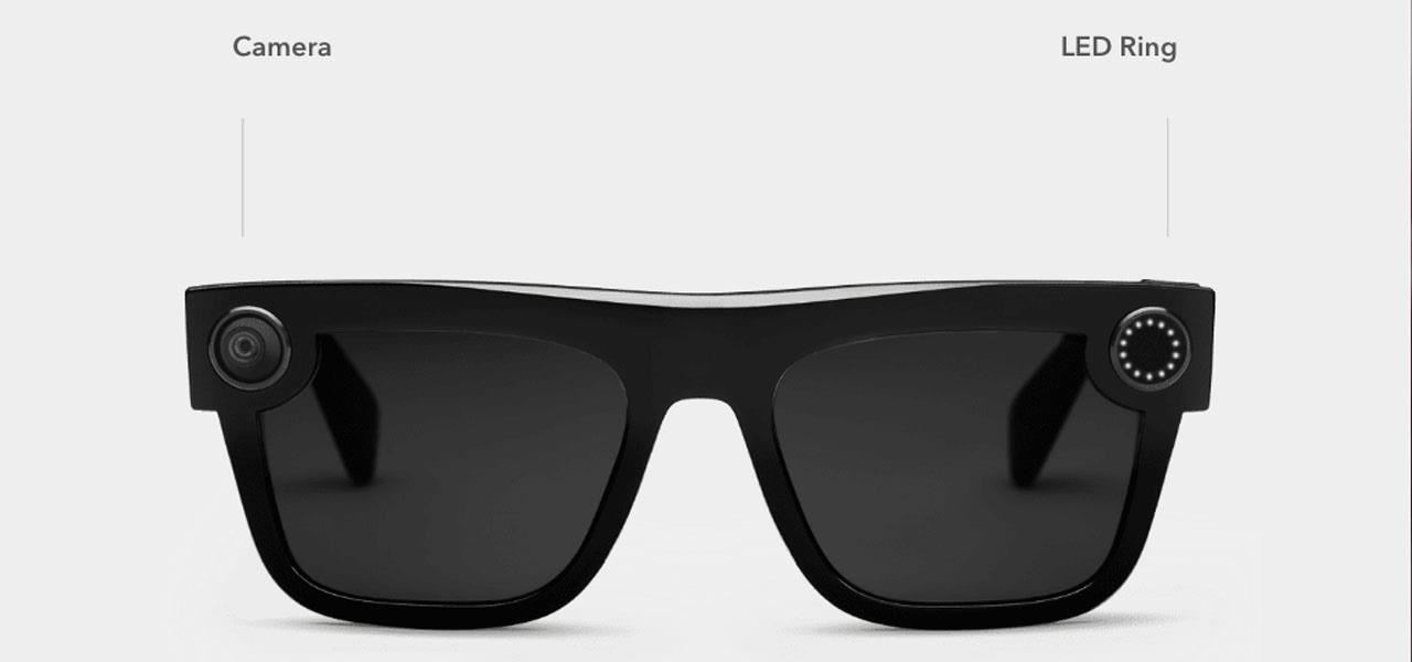 Hands-On: Snap's Non-Creepy, Fashionable Spectacles Wearable Camera Proves We're Ready for Mainstream AR Smartglasses