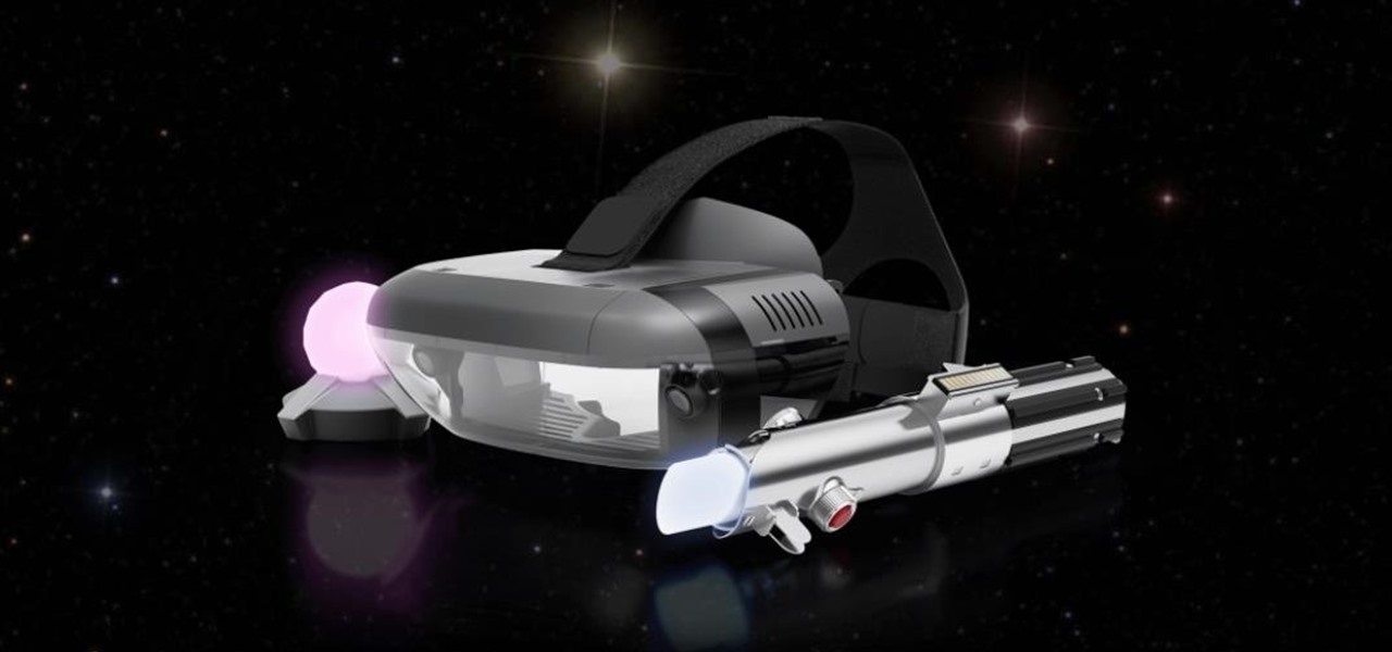 In Time for Star Wars Day, Best Buy Slashes Price on Refurbed Lenovo 'Jedi Challenges' AR Headsets