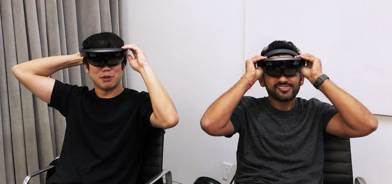 Hands-On: Hands-On with Spatial's Remote Meeting App on Microsoft HoloLens