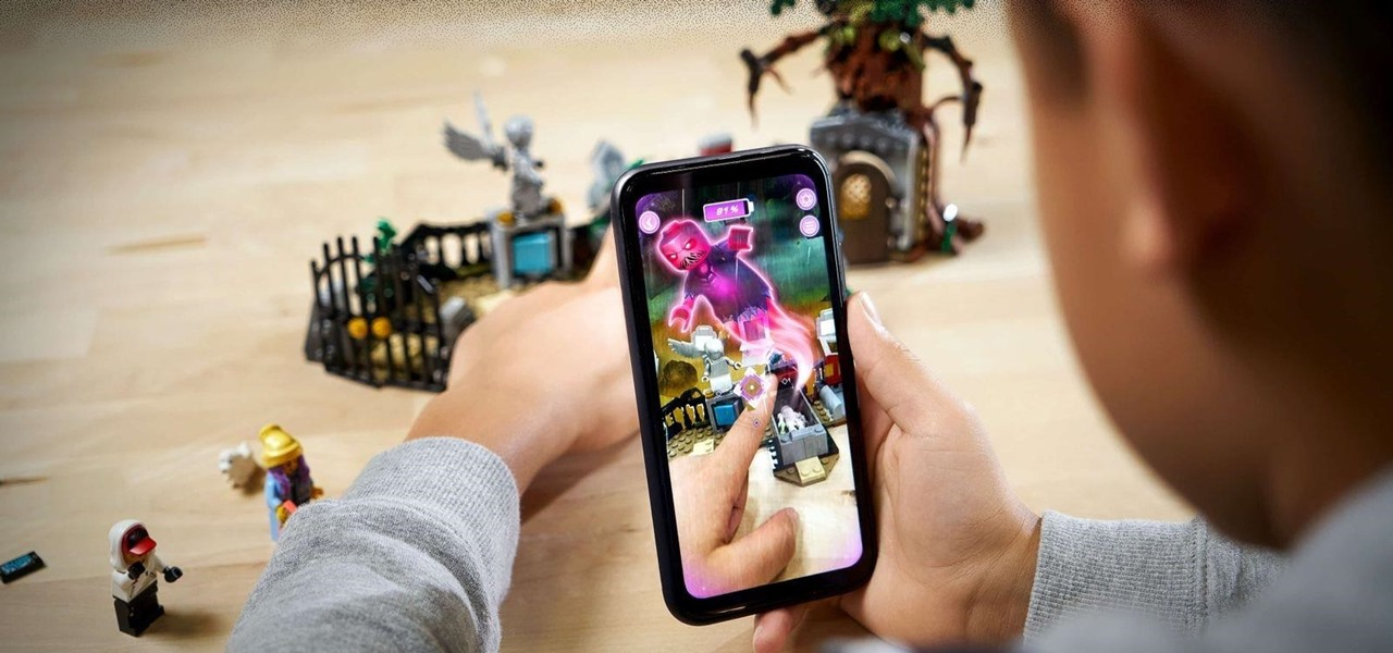 Lego's Newest Playsets Transform Normal Toys into Augmented Reality Experiences Across Platforms