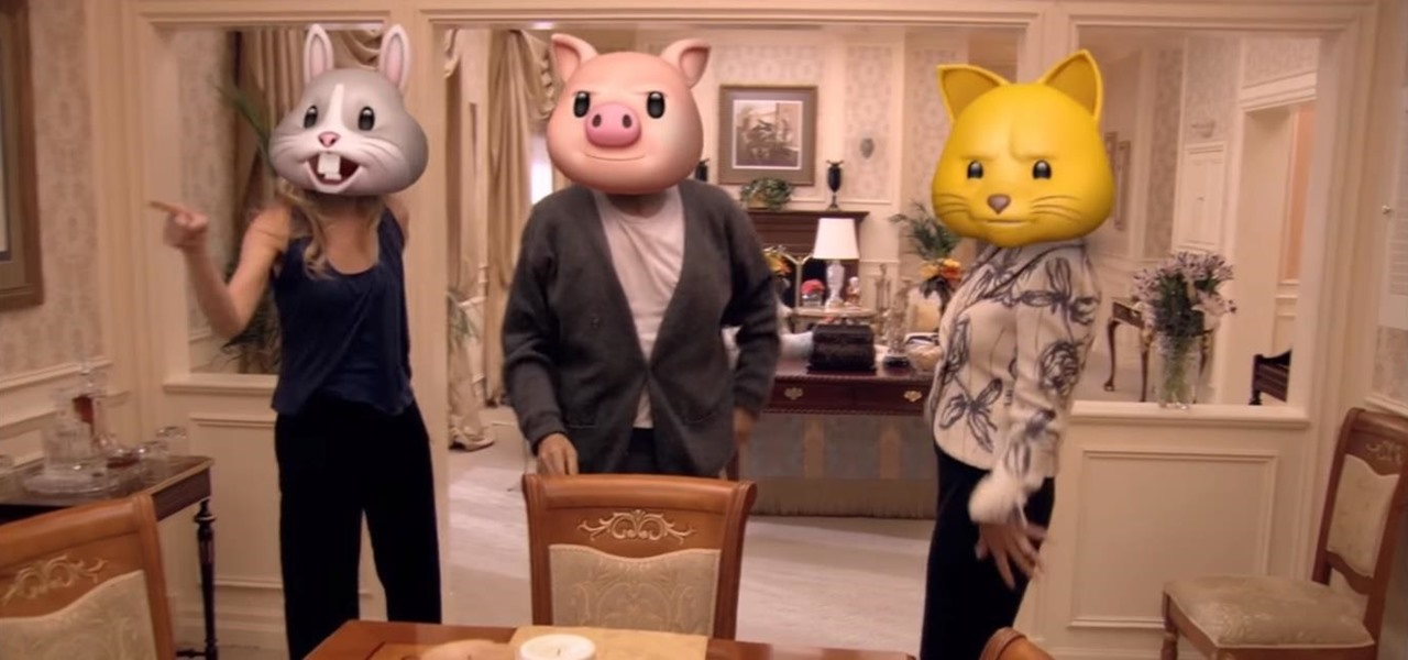 Apple's iPhone X Animojis Are Now Invading Your Favorite TV Shows
