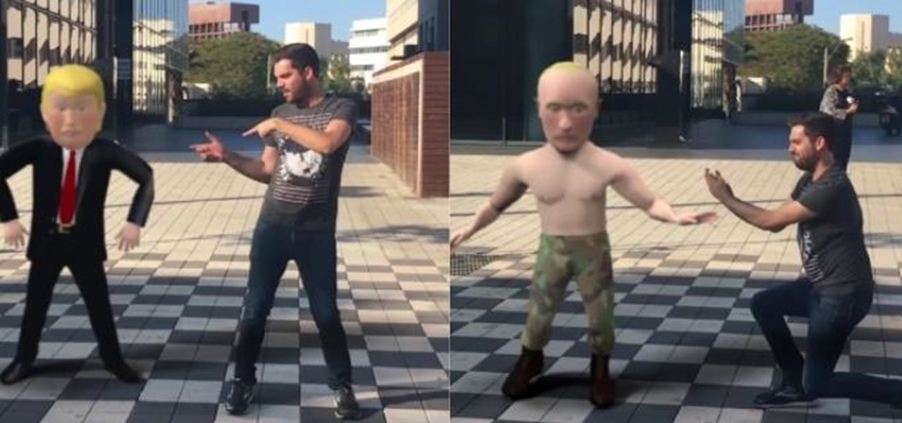 Fuse.it Brings Political Memes into the AR World