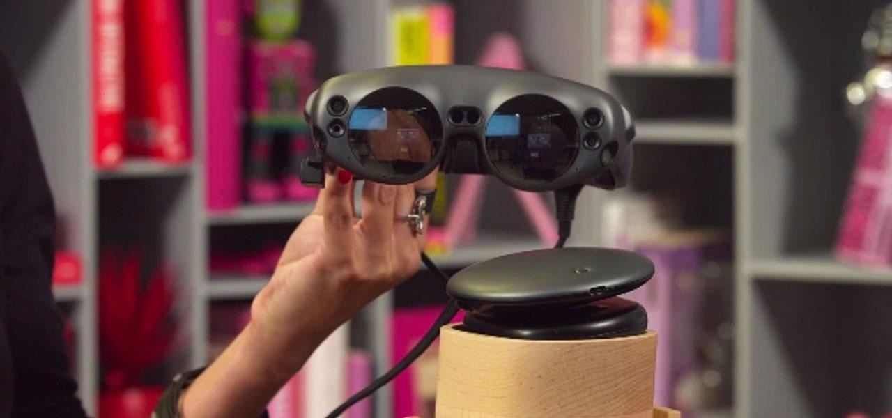 Magic Leap finally delivered a live public demonstration of the Magic Leap One, here's what happened