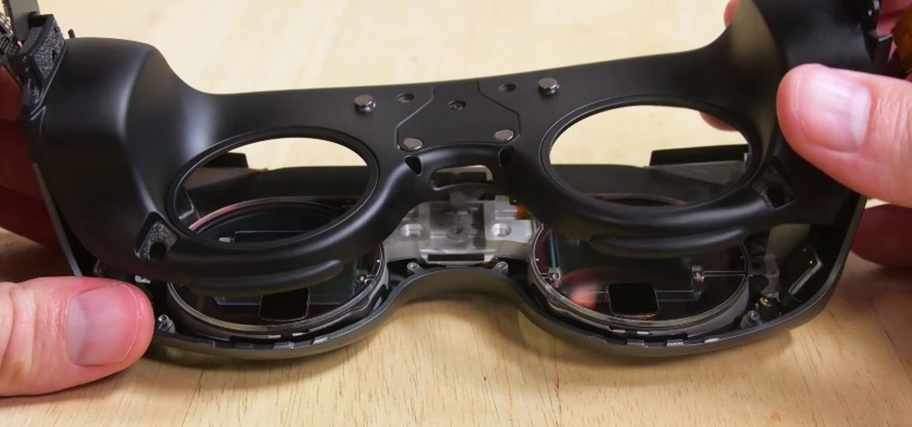 Magic Leap One Teardown Reveals Sophisticated Hardware with Shortish Shelf Life & Low Repairability