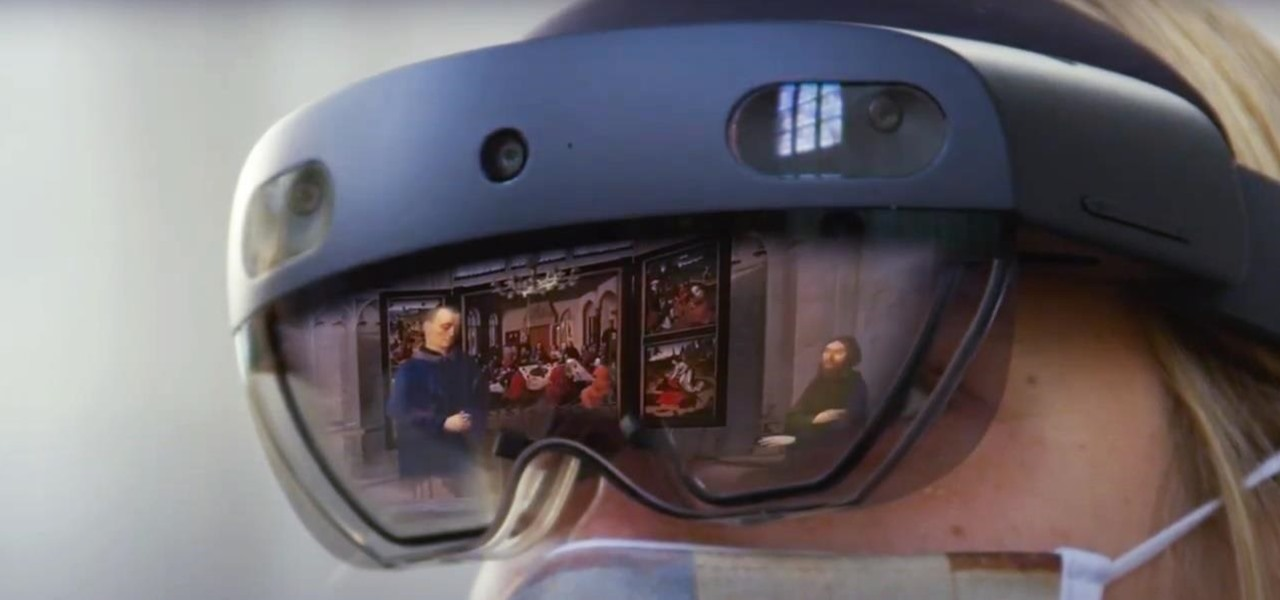 The History of Europe Gets Immersive via HoloLens 2 Experience at St. Peter's Church in Belgium