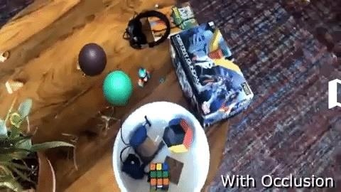 Video Demo from 6D.Ai Shows Why Occlusion Is the Next Big Thing for Mobile AR Experiences