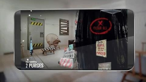 'The Purge' Invades Your Safe Home via Mobile AR App