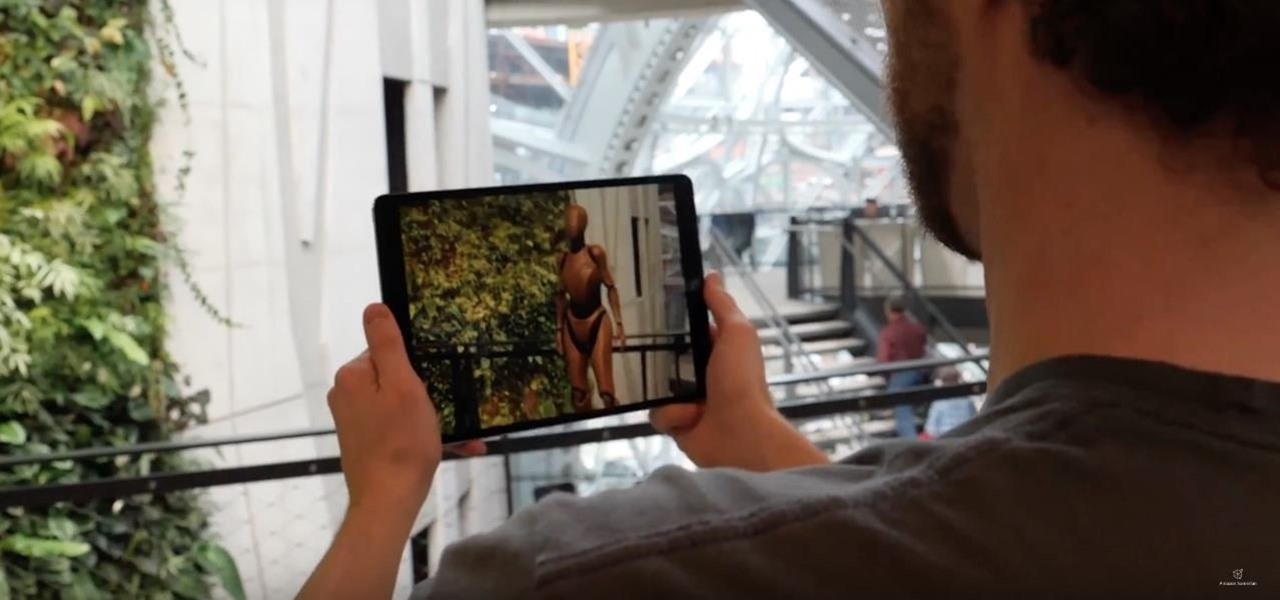 Amazon Offering More Than $100K in Prizes for Augmented Reality & VR Apps Built with Sumerian