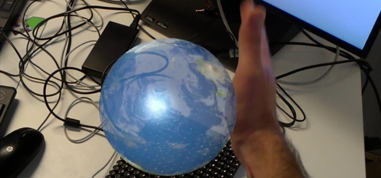 Haptics Make Holograms Touchable on the HoloLens
