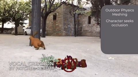 AR Cloud Startup 6D.Ai Video Gives a Peek at Next-Level Mobile AR from Devs Using Company's SDK