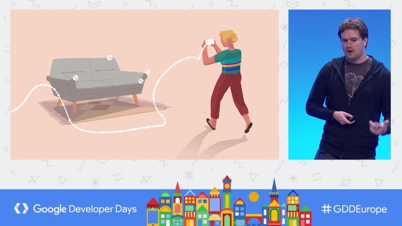 Google Developer Days Sheds Some Light on ARCore