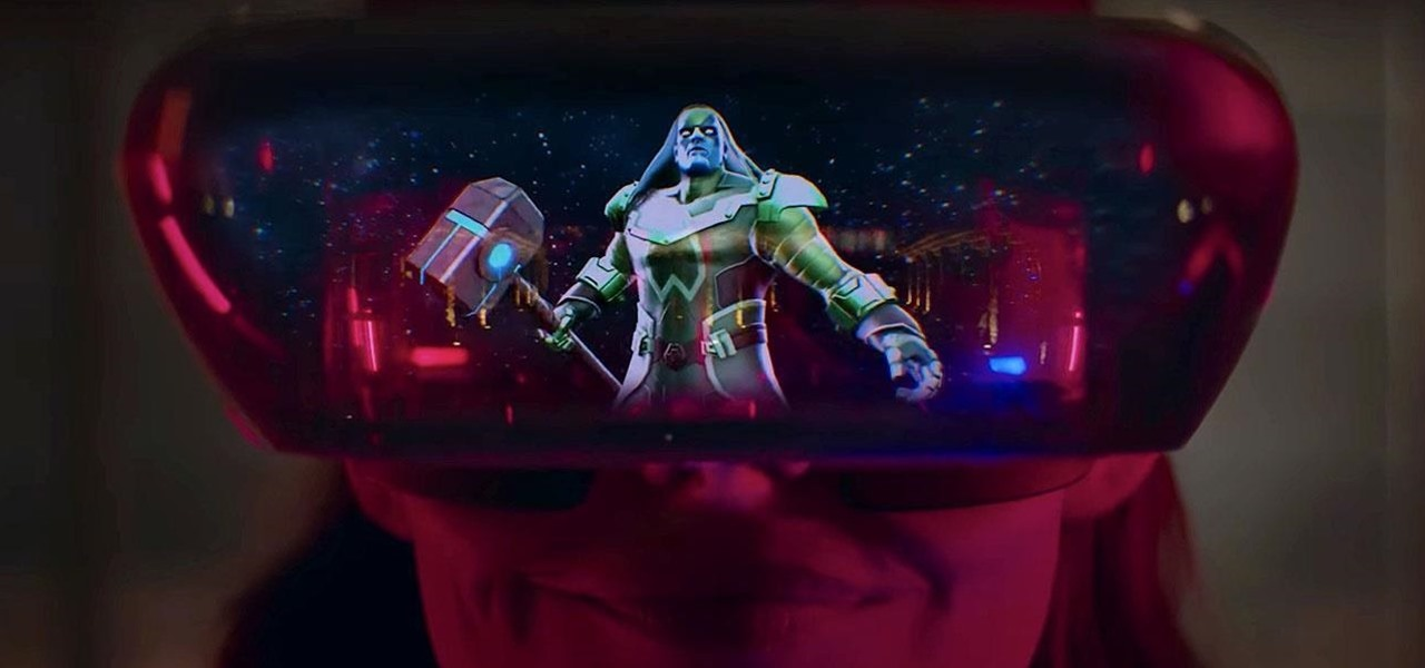Lenovo Expands Mirage AR Headset Beyond Star Wars with Marvel's Dimension of Heroes