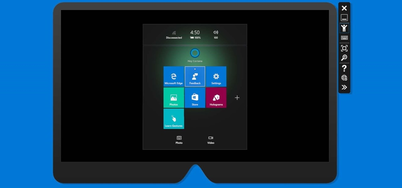 How to Install & Set Up the HoloLens Emulator