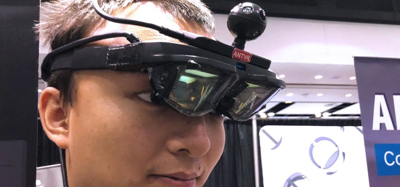 8 of the wildest augmented reality glasses you have not seen