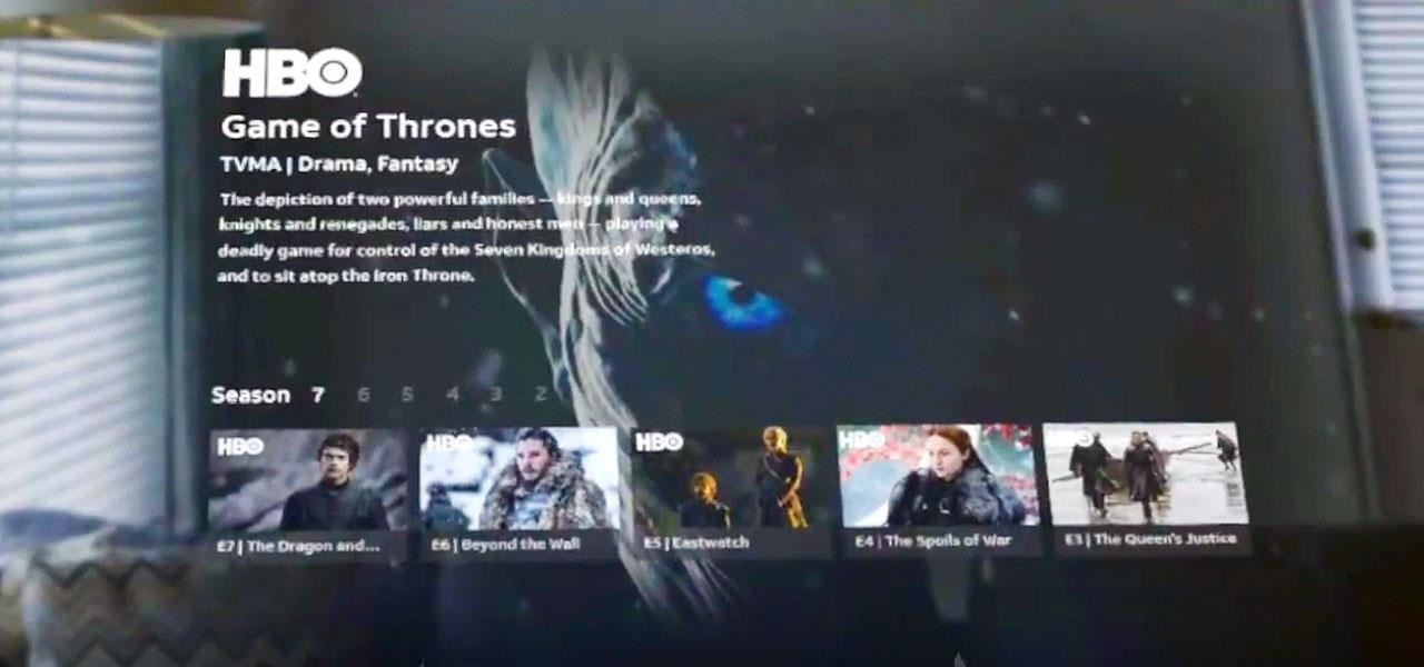 AT&T TV New Beta Streaming App for Magic Leap One Delivers Live Sports, News, HBO, TV & Movies via Video On Demand