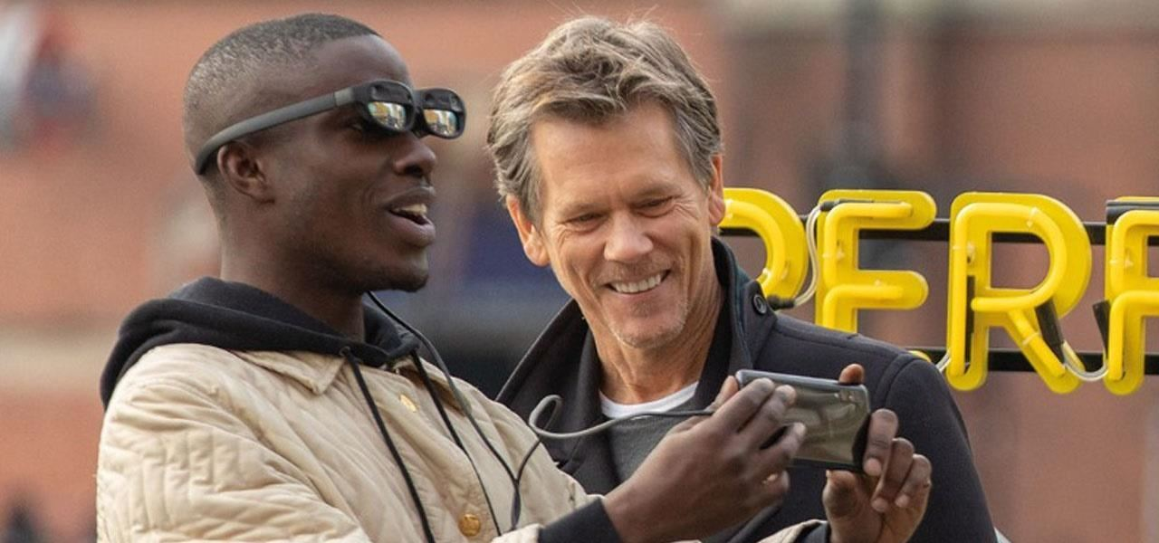 Nreal Light lands Kevin Bacon Hollywood Boost for 5G Smartglasses, CEO Cozies Up with HoloLens Chief