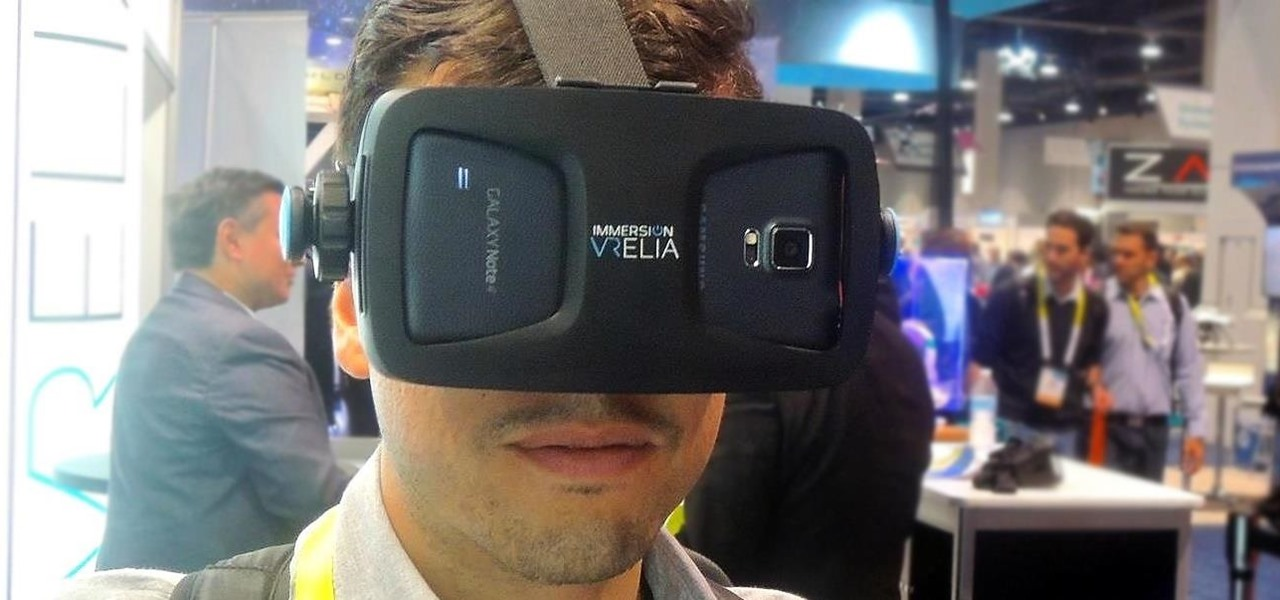 ImmersiON-VRelia Can Turn Any Smartphone into a VR Headset