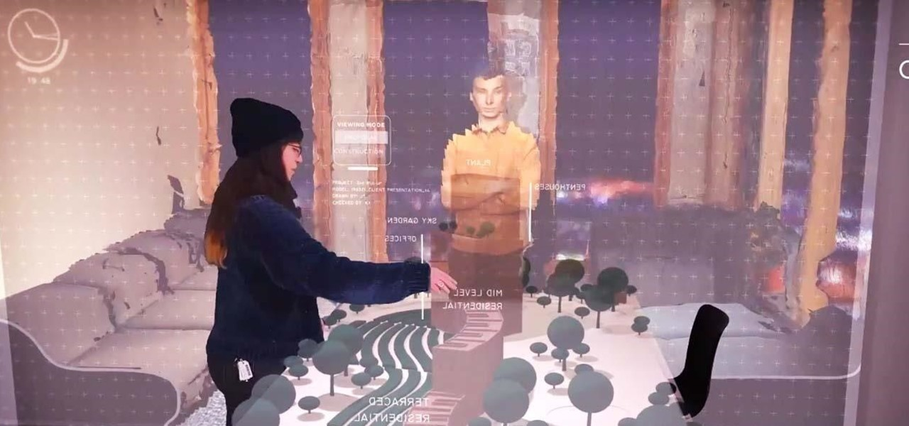 Leap Motion Concept Videos Imagine a World Where Augmented Reality & VR Merge