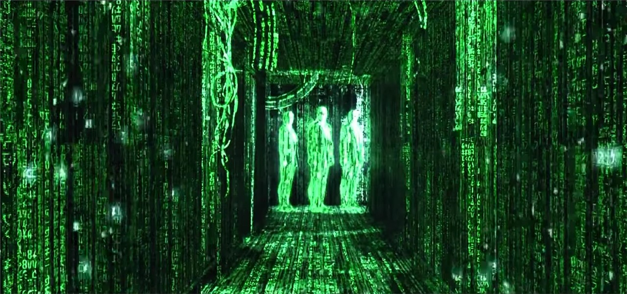 This Fun HoloLens App Transforms Any Room into the Matrix