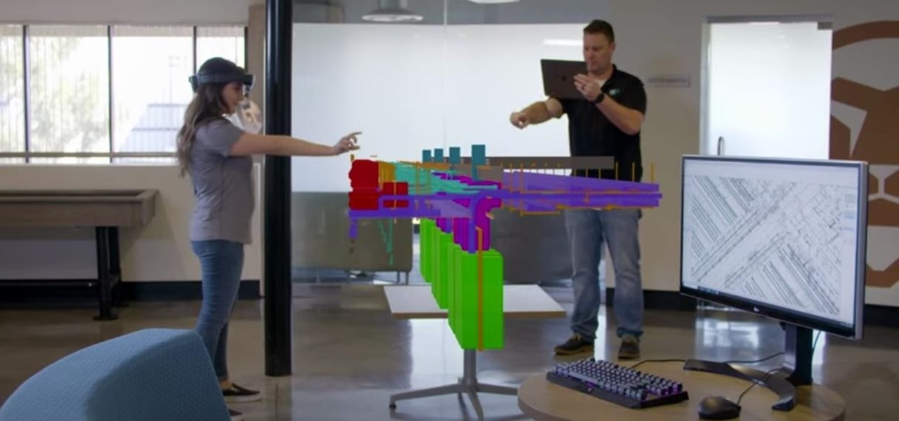 Microsoft Brings Chromium-Based Edge Browser, Swipe to Type & More to HoloLens via Windows Holographic Update