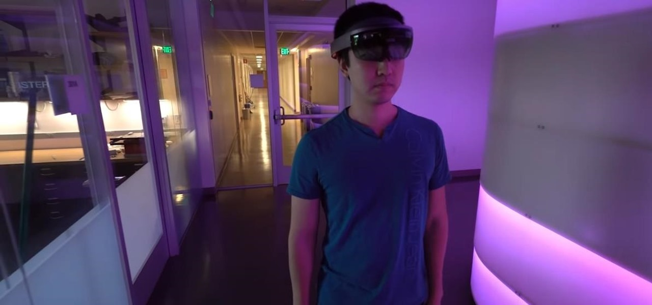Caltech Researchers Use HoloLens to Give Directions & Object Identification to the Visually Impaired
